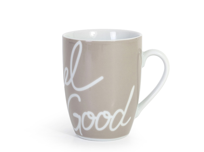 feel good mug front P